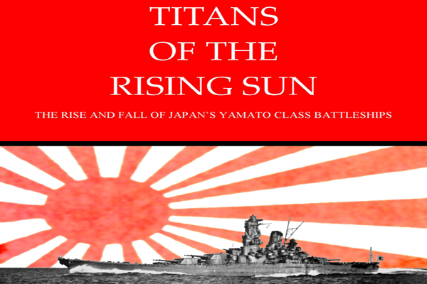Titans of the Rising Sun Book Cover Raymond A. Bawal Jr.